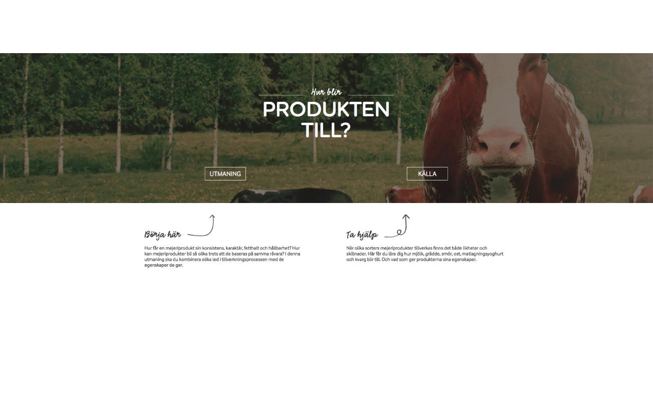 Arla - Så funkar mejeri