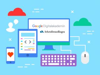 Digitala jag: Google och Arbetsförmedlingen
