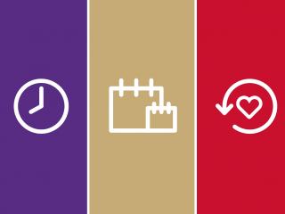 Tre nya projekt om hälsofrämjande schemaläggning