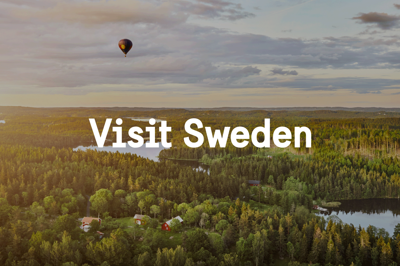 Webbutbildning för Visit Sweden
