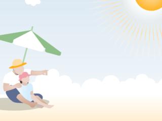 Webbutbildning om sunda solvanor för barn i förskolan